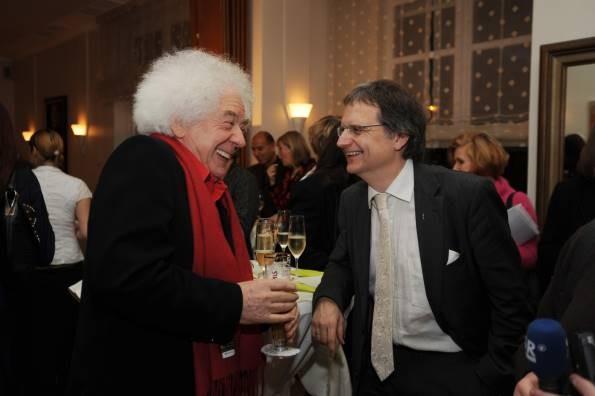 Prof. Robert Leonardy, Burkhard Jellonnek
