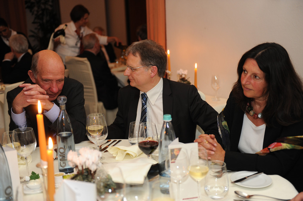 Prof. Axel Buchholz, Dr. Burkhard Jellonnek, Marie-Luise Bersin