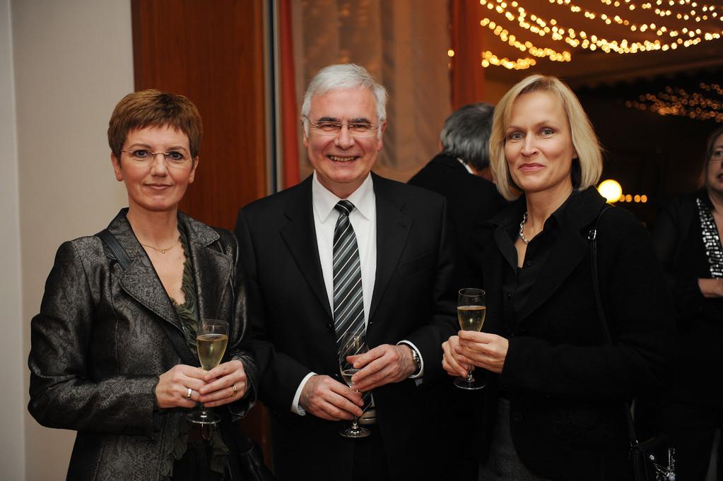 Brigitte Henkes, Norbert Klein, Verena Bisle