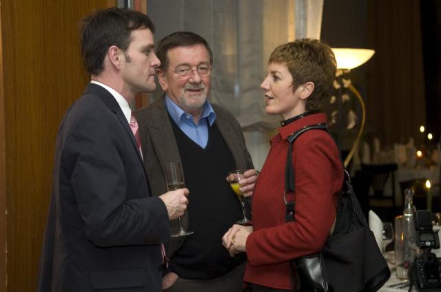 Klaus Pliet, Reiner Oettinger, Brigitte Henkes