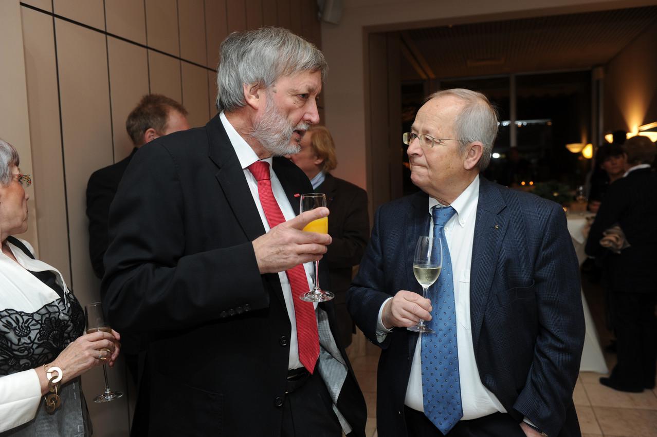 Georg Brenner, Otto Werner Schade