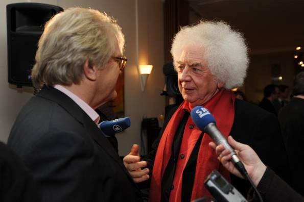 Prof. Justus Frantz, Prof. Robert Leonardy