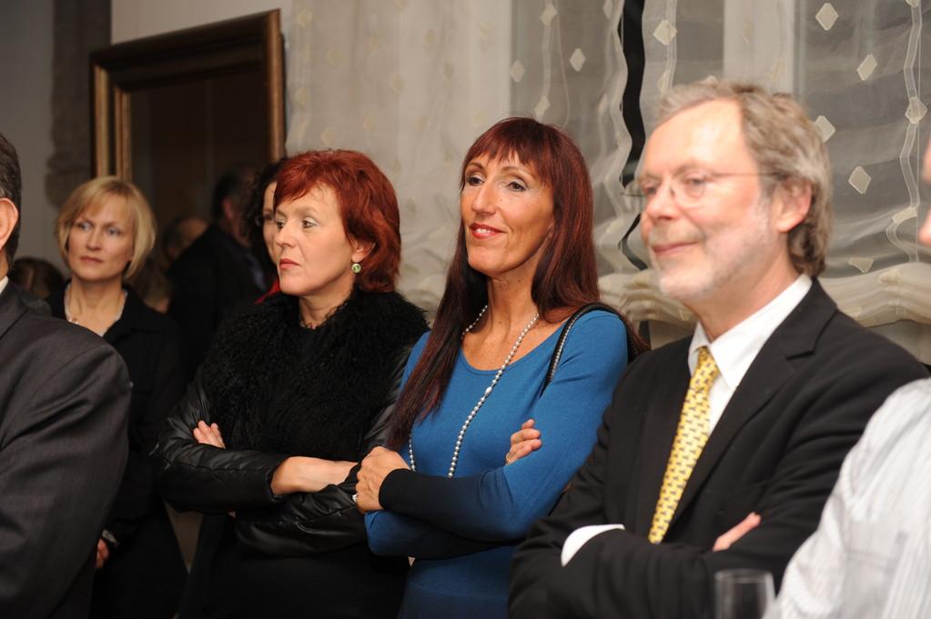 Verena Bisle, Charlotte Britz, Cathrin Elss-Seringhaus, Volker Hildisch