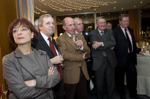 Ikbal Berber, Franz Jansen, Prof. Axel Buchholz, Udo Lorenz, Prof. Heinrich Schüssler, Wolfhard Liegman, Lothar Warscheid