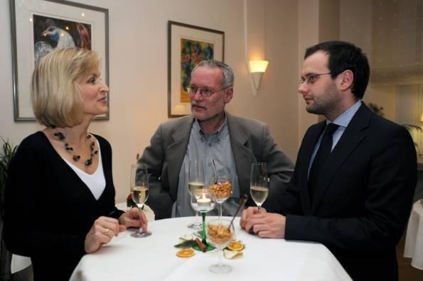 Verena Bisle, Oliver Hilt, Sebastian Raabe