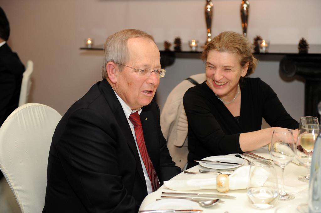 Otto-Werner Schade und Antonia Koch