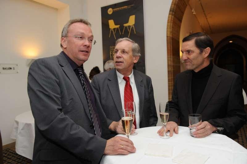 Udo Recktenwald, Franz Jansen, Jörg Gehlen