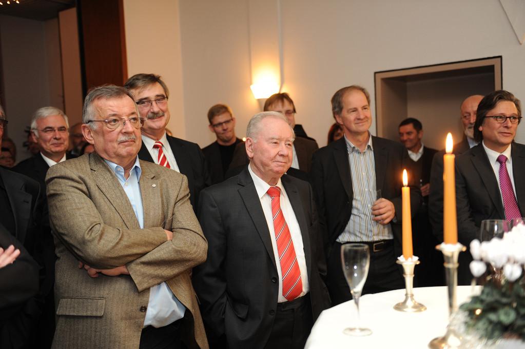 Norbert Klein, Otmar Schreiner, Rolf Linsler, Jörg Hektor, Albrecht Herold, Jo Leinen, Jörg Gehlen, Volker Roth