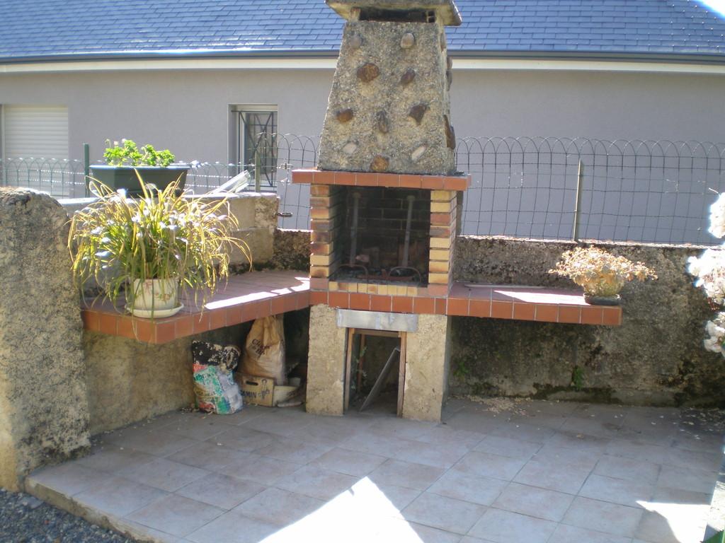 Ext rieur votre location de vacance monein - Idee barbecue exterieur ...