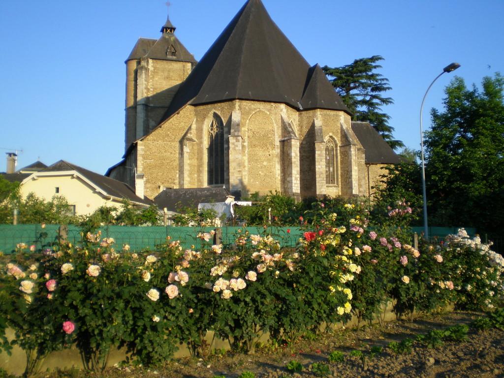 Eglise Saint-Girons