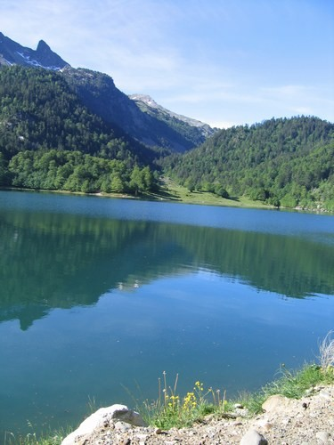 Lac de Bious Artigues