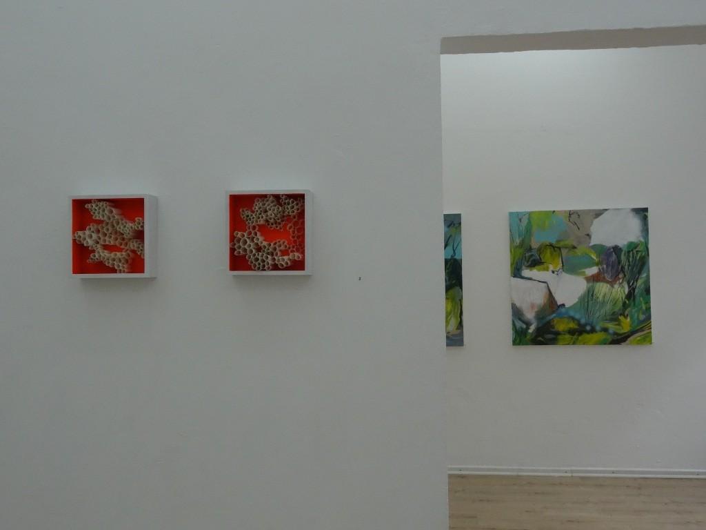 """Landgang"", Atelier Gröbl 2015"