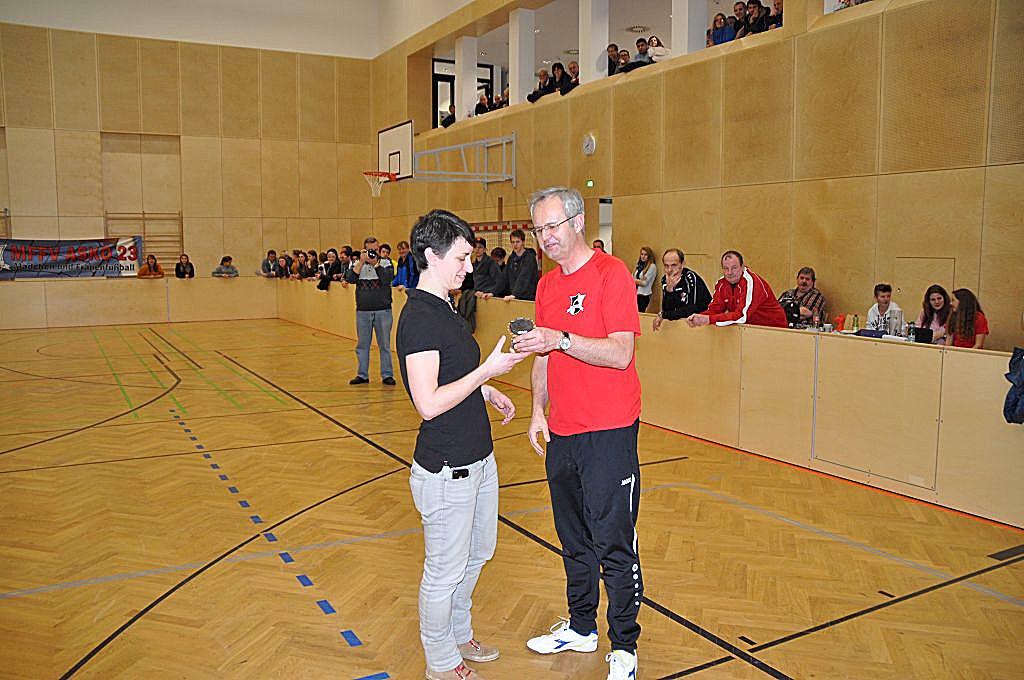 Beste Torschützin: Katrin Walzl (11 Tore), SC Youngstars Centimeter