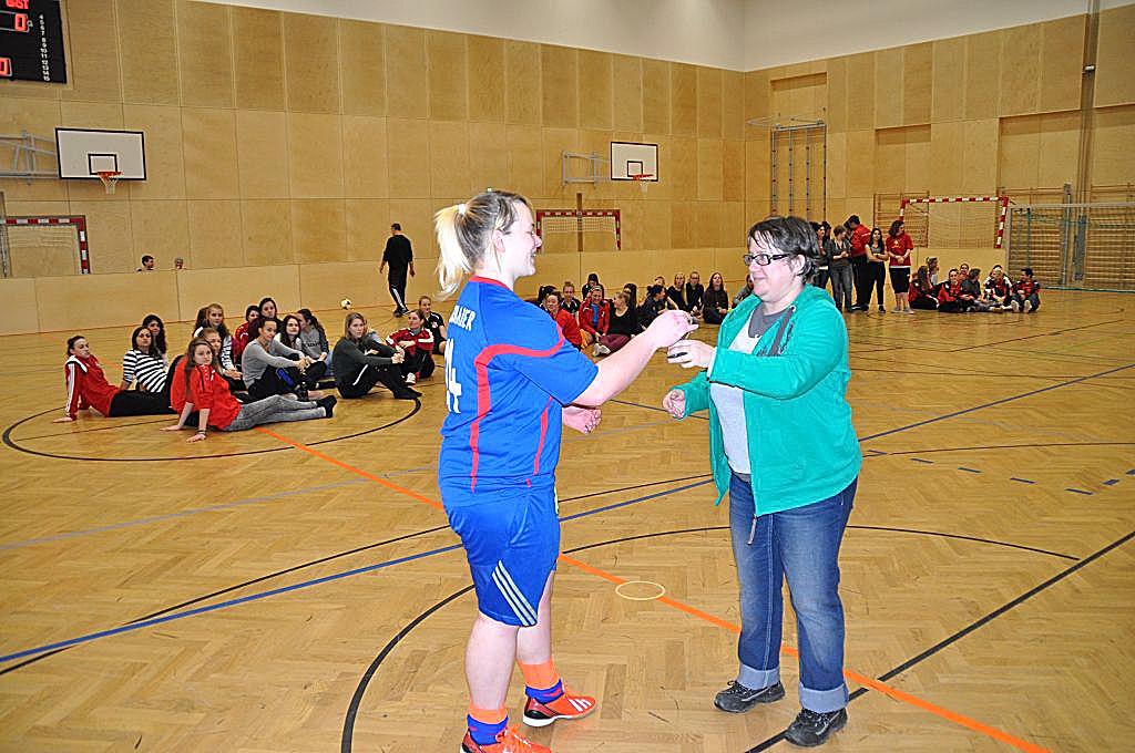 Beste Torhüterin: Vanessa Ritzmaier (, KSC Donaustadt
