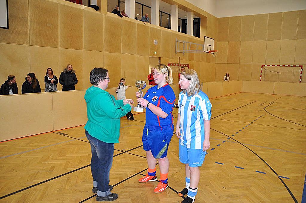 2. Platz KSC Donaustadt