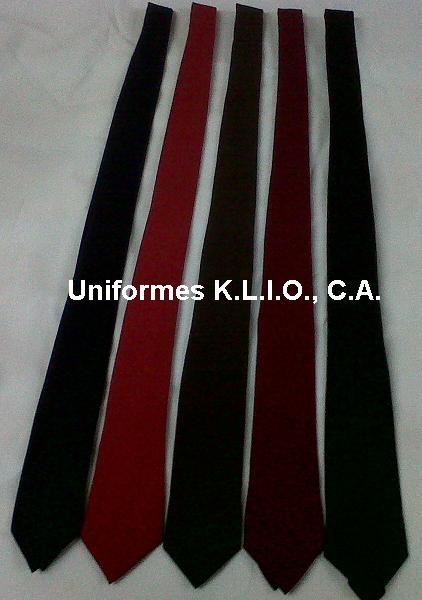 Corbatas para Caballero en Poliéster Minimat.