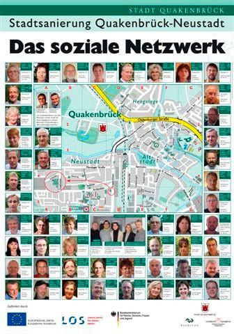 Netzwerkerplakat Quakenbrücker Neustadt