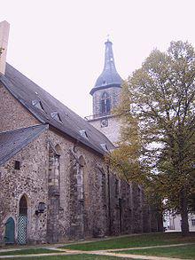 St. Marienkirche Haldensleben
