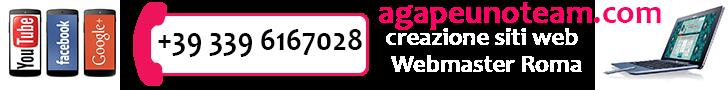 webmaster roma pubblicità creazione siti web