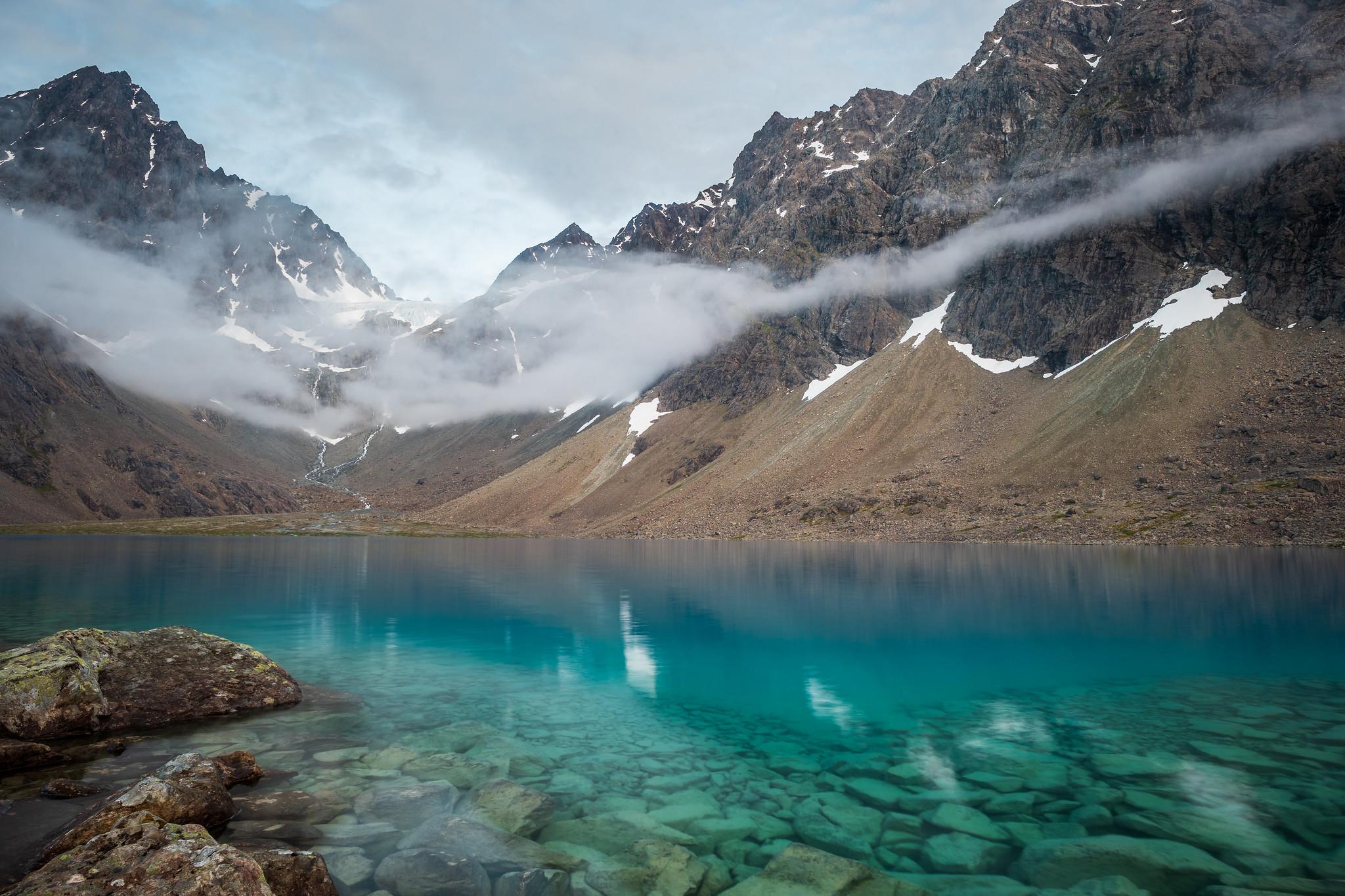 Blåisvatnet
