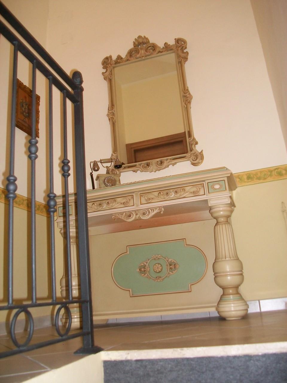 ingresso piano superiore