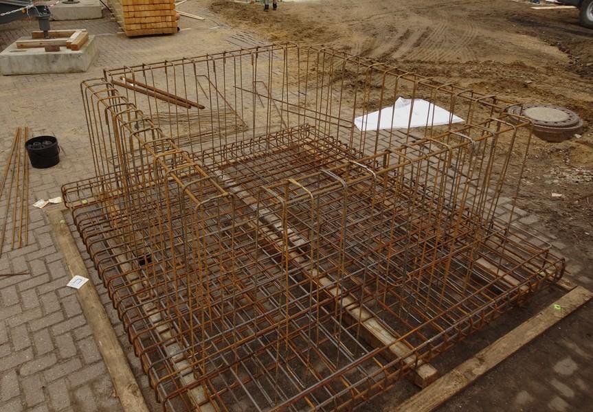 Bauarbeiterpuzzle