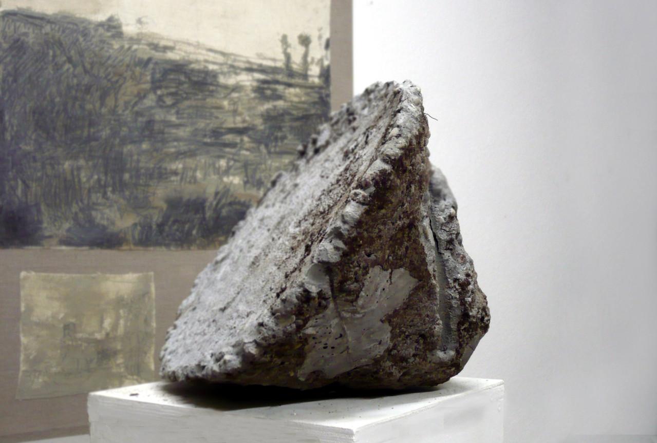 Fossili antropici 21x30x36 cm/13x20x23 cm