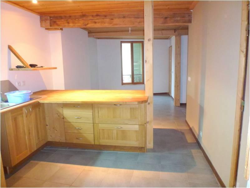 IV-Rénovation séjour-cuisine dans l'Isère (38)