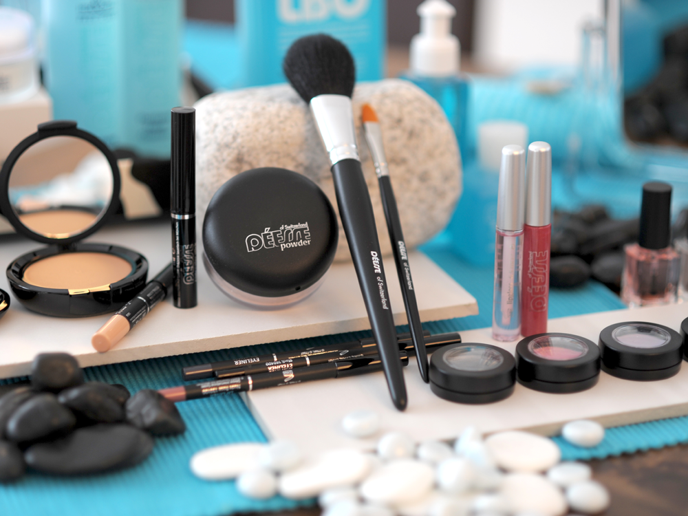 Déesse Dekorarive Kosmetik
