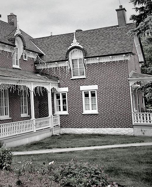 Photo prise en 2005 au même endroit que la précédente prise en 1933