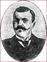 J.B. Bélanger,capitaine du Savoy
