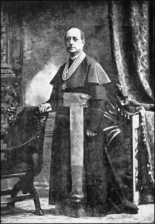 Mgr Charles Guay