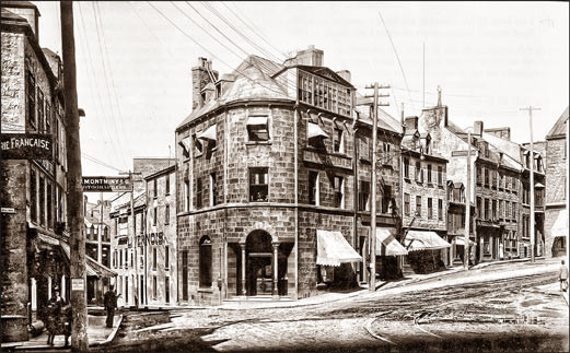 Magasin Livernois en 1893 (source: Livernois)