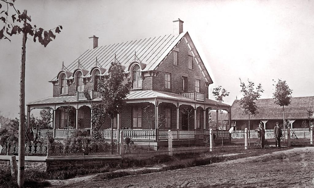 Maison d'Adélard, St-André-Avelin