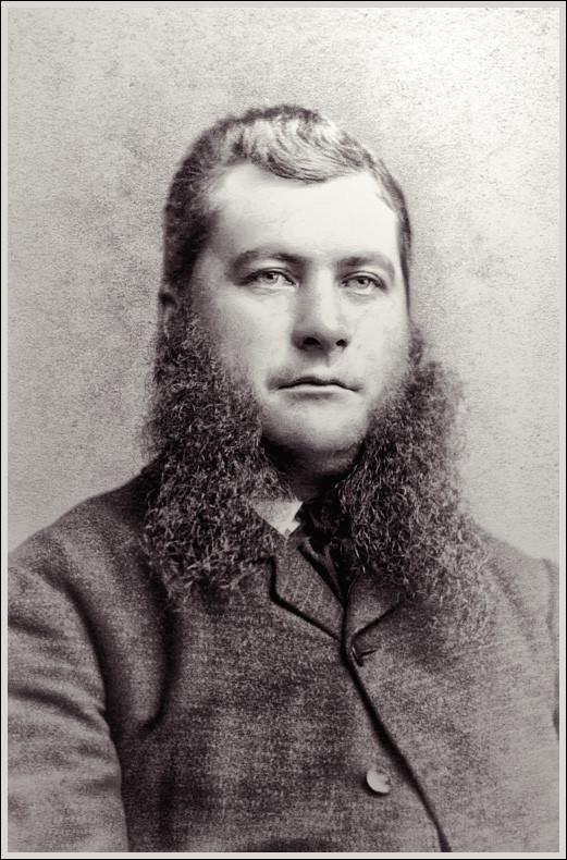 Alfred Malouin en 1890 (source: Livernois)