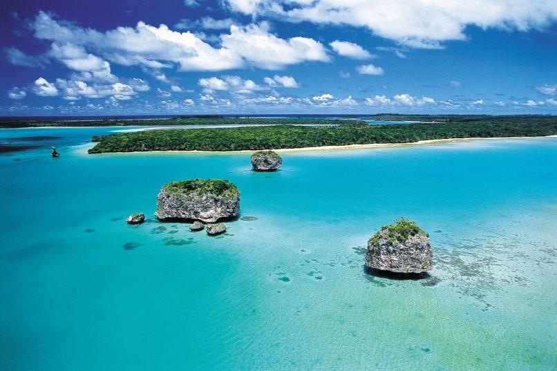 Office du tourisme ile des pins le paradis n 39 est pas - Office de tourisme nouvelle caledonie ...