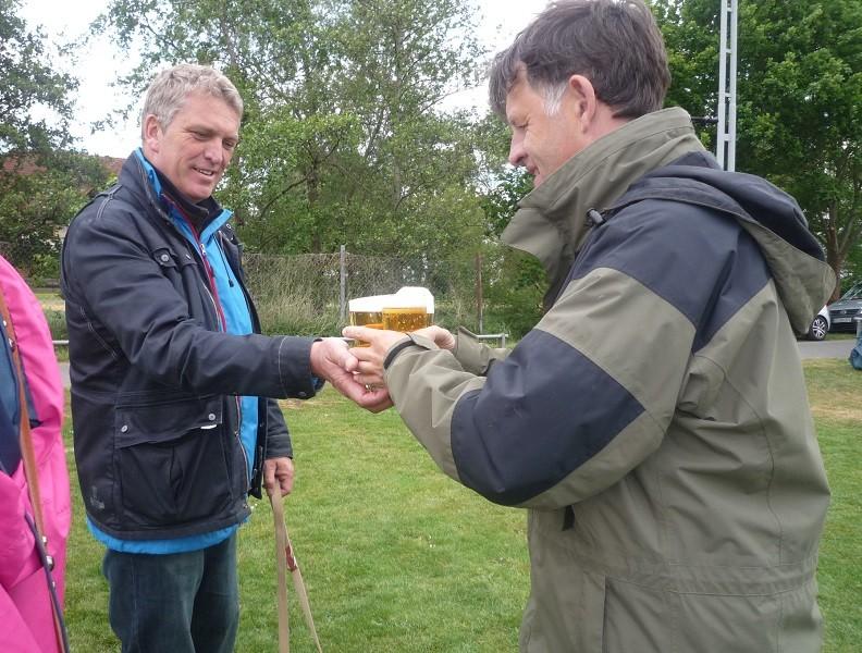 Ingo und Andreas, Prost!