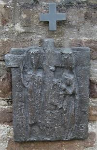 Via Crucis VI, Kloster Knechtsteden, Dormagen