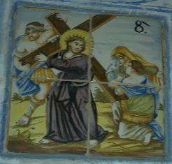 Via Crucis VIII, Santa Clara, Molina de Aragón