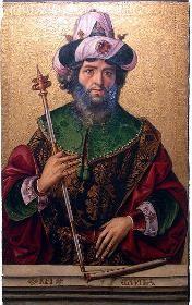 Rey David, Pedro Berruguete