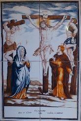 Via Crucis XII, Desierto de las Palmas