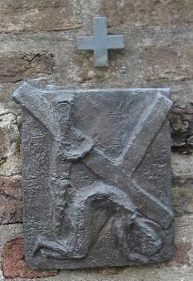Via Crucis VII, Kloster Knechtsteden, Dormagen