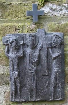 Via Crucis II, Kloster Knechtsteden, Dormagen
