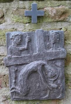 Via Crucis III, Kloster Knechtsteden, Dormagen