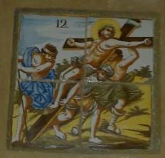 Via Crucis XII, Santa Clara, Molina de Aragón