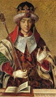 Rey Salomón, Pedro Berruguete