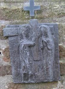 Via Crucis IV, Kloster Knechtsteden, Dormagen