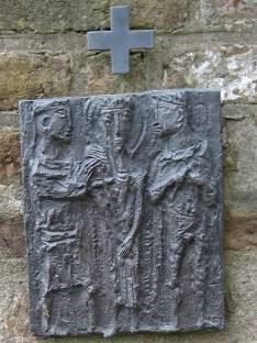 Via Crucis I, Kloster Knechtsteden, Dormagen