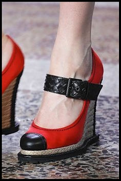 "Stile ""Bebè"" Mary Jane Bottega veneta 2018"