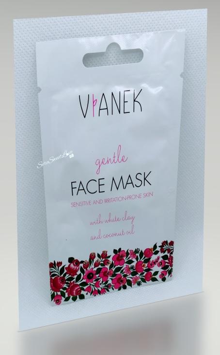 Review maschera viso calmante Vianek